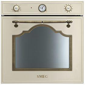 Встраиваемый электрический духовой шкаф SMEG SF750PO