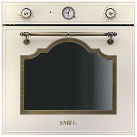 Встраиваемый электрический духовой шкаф SMEG SF750POL