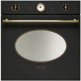 Встраиваемый духовой шкаф SMEG SFP805A