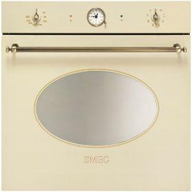 Встраиваемый духовой шкаф SMEG SFP805PO