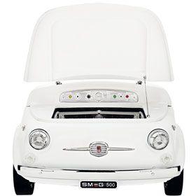 Винный шкаф SMEG500B (FIAT 500)