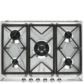 Газовая варочная поверхность SMEG SR975XGH