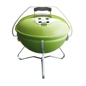 Гриль угольный WEBER Smokey Joe Premium, 37 см, зеленый