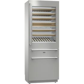 Многокамерный отдельностоящий холодильник с винотекой ASKO RWF2826S