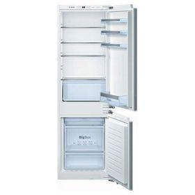 Встраиваемый двухкамерный холодильник BOSCH KIN86VF20R