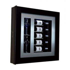 Винный шкаф IP INDUSTRIE QV52-N1152B