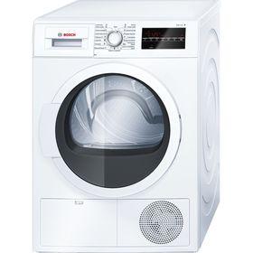 Отдельностоящая сушильная машина BOSCH WTG86400OE