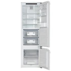 Двухдверный встраиваемый холодильник Kuppersbusch IKEF 3080-4Z3